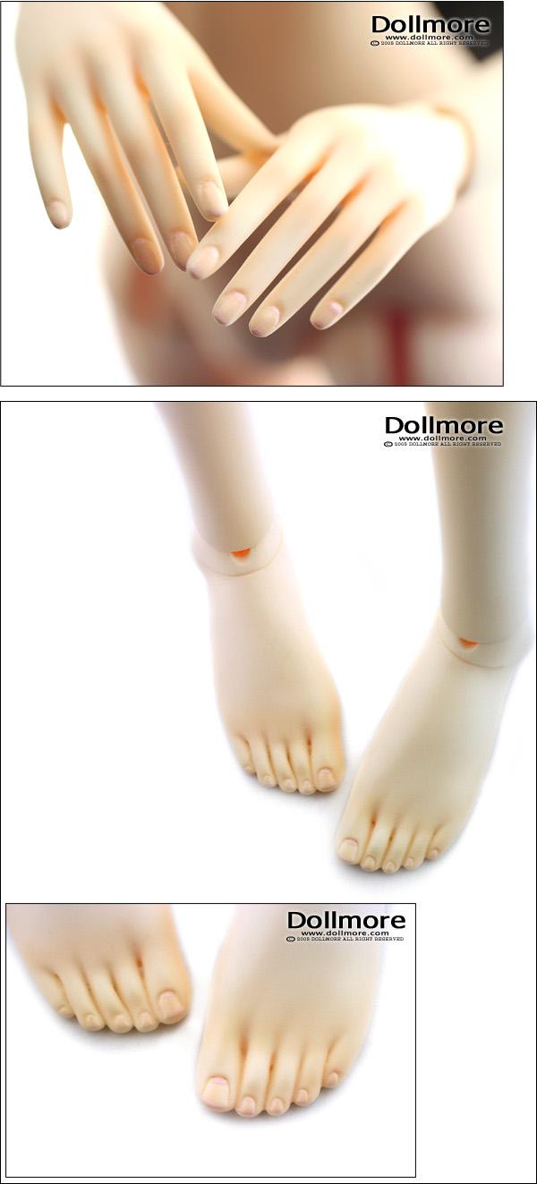 구체관절인형 손발도장비용