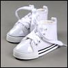 모델돌여아 & SD남아 size - Love Sneakers (White)