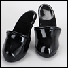Fashion doll Size - Simple Mule (Black)