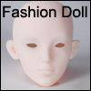 Dollmore Fashion Doll F Head
