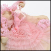 Fashion Doll Size : Calendula Dress (Pink)