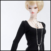 Fashion Doll Size : Basic U - T (Black)