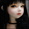 Lusion Doll - Black Dahlia