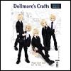 MSD Size Pattern - DD03 Dollmore's Creafts : Poet Suit Set