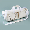 MSD Doctorbag for BJD carriage(White)