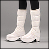 SD - Softly Boots (White)