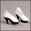 "12"" Nalla Shoes (White)"