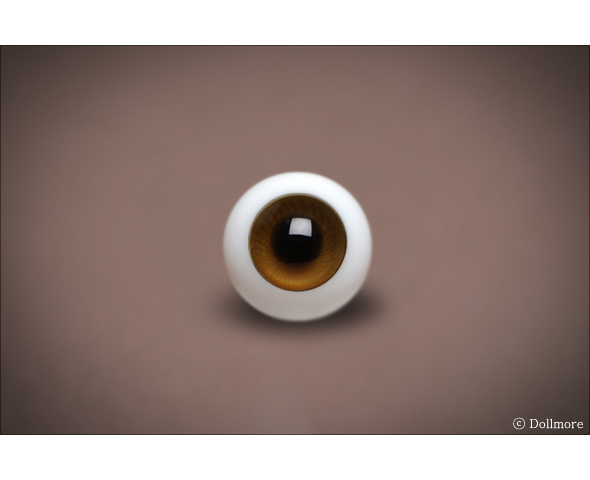 Meister Glass Eyes 12mm (Brown(B)