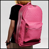 MSD Double BJD Backpack (Pink)