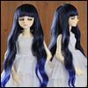 (7-8) Junsa ST Wig (Blue)