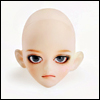 "12"" Cute Doll Head - Lulu (미백 : PVC)"