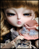 Lukia Doll - Elessia Blue : Sleepy Eyes Lukia - LE30
