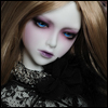 Glamor Eve Doll - Black Diva ; White Emile - LE10