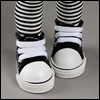 Dear Doll Size - Cuteme Sneakers (Black)