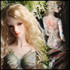Fashion Doll - Invisible Tattoo : Misia - LE15