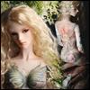 Fashion Doll - Invisible Tattoo : Misia - LE15