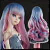 (7-8) Long Vora Curl Wig (FF Violet)