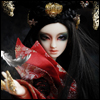 Model Doll - Red Flamme ; Ipsae - LE10