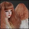 (13-14) Forest Sobazu Wig (Coral)
