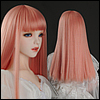 (13-14) Forest Straight Wig (Coral)