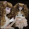 (7-8) Sherbet Cat Wig (Brown)