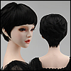 (13-14) Forest Short Wig (Black)