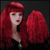 (13-14) Forest Sobazu Wig (Wine)