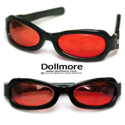 MSD - Dollmore Sunglasses II (BL/RE)