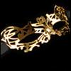 All Size - Venezia Mask (Yellow Gold)