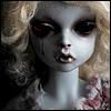 Dollpire Kid Boy - Deadliness Scar : Shiloh (Blue) - LE44