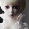 Dollpire Kid Boy - Ice Glass Side ; White Grammy - LE44