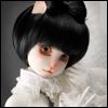 (7-8) SG Short Cut Cat Wig (Black)