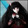 (7-8) RRG Sobazu Cat Wig (Black)