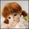 (6-7) Guyomi Mohair Wig (Brown)