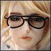 SD - Hera Lensless Glasses (Black)