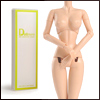 "12"" Dollmore Doll Basic Body (ABS/Normal Skin)"