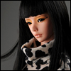 (7-8) Cleopatra Long Wig (Black)