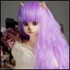 (7-8) RRG Sobazu Cat Wig (Violet)