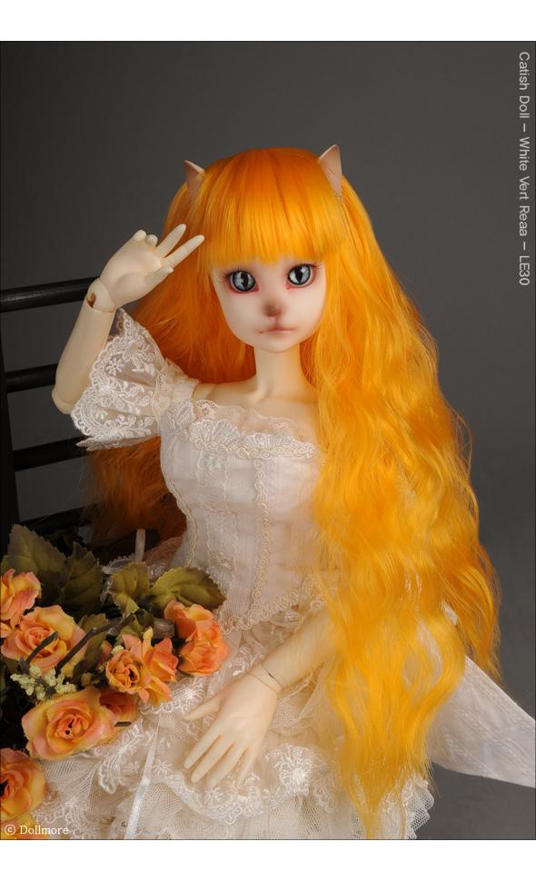 (7-8) RRG Sobazu Cat Wig (Orange)