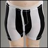 Dear Doll Size - Boy trunk span panties (Stra White)