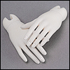 Youth Dollmore Eve Hand Set - Basic Hand (white)