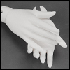 Model Doll Woman Hand - Basic Hand (white)