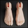 Model Doll Man Feet Set - Basic Feet Set (Normal)