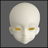 Dollmore Kid Head - Asha (White Skin)