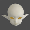Dollmore Kid Head - Torrie (White Skin)