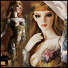 Fashion Doll - Loreley Tattoo : Misia - LE15