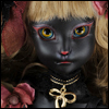 Catish Girl Doll - Klasse Cancan ; Red Rose Reaa - LE15