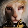 Homme Lion Doll - Legend Lyon : Normal Skar - LE10