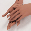 Model Doll Woman Hand - Basic Hand (Suntan)