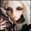 Judith Girl Doll - Bitter Biscuit ; Zinna - LE20(LAST)